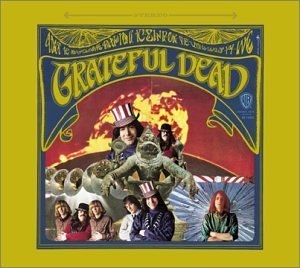 The Grateful Dead album cover