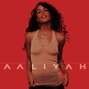 Aaliyah album cover