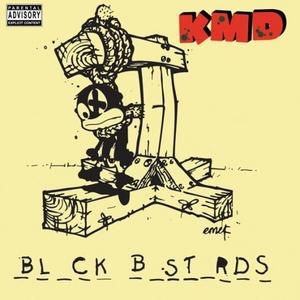 Black Bastards album cover