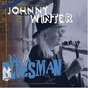 I'm A Bluesman album cover