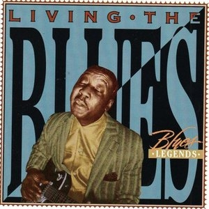 Living The Blues-Blues Legends album cover