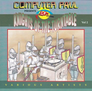Knights Of The Turntable, Vol. 2 album cover