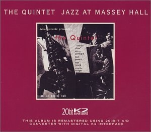 Jazz At Massey Hall album cover