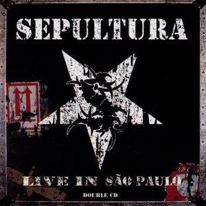 Live In São Paulo album cover
