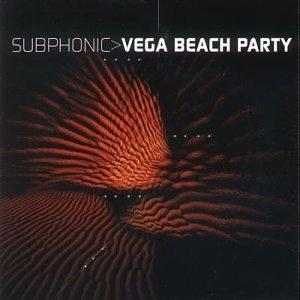 Vega Beach Party album cover