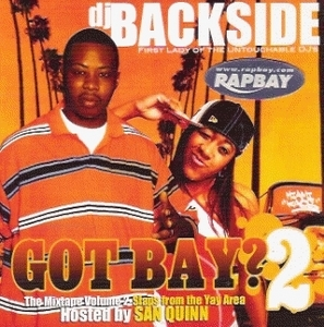 Got Bay Mixtape Vol.2 album cover