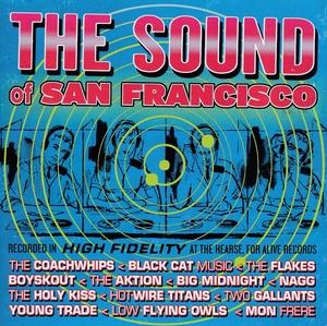 The Sound Of San Francisco album cover