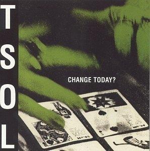 Change Today? album cover