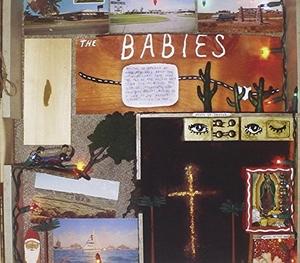 The Babies album cover