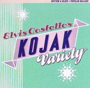 Kojak Variety album cover