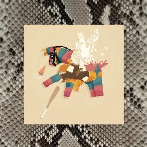 Piñata Beats album cover