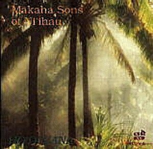 Ho'oluana album cover