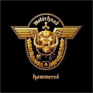 Hammered album cover