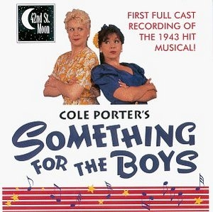 Something For The Boys (1997 San Francisco Cast) album cover