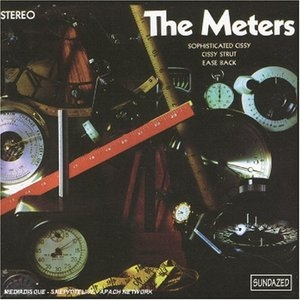 The Meters album cover