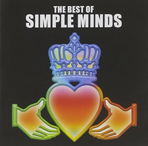 The Best Of Simple Minds album cover