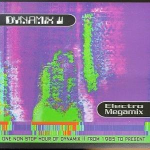 Electro Megamix album cover