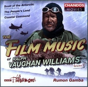 The Film Music Of Ralph Vaughan Williams, Vol.1 album cover