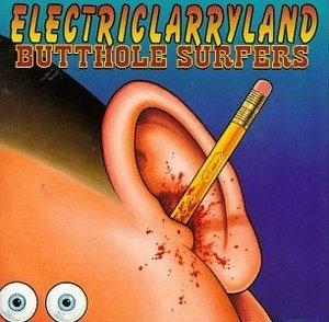 Electriclarryland album cover