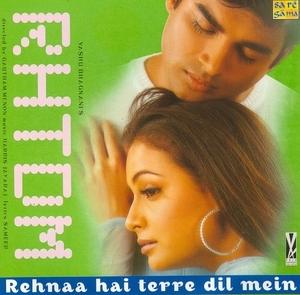 Rehnaa Hai Terre Dil Mein album cover