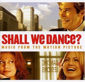 Shall We Dance: Music From The Motion Picture album cover