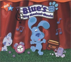 Blue's Big Musical Movie (Soundtrack) album cover