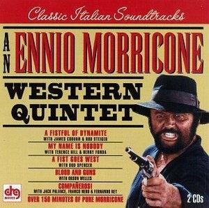 An Ennio Morricone Western Quintet: Original Soundtracks album cover