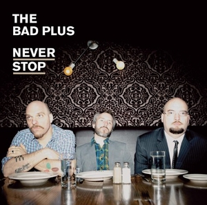 Never Stop album cover