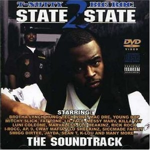 State 2 State: The Soundtrack album cover