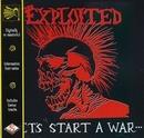 Let's Start A War album cover