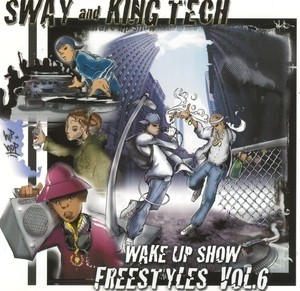 Wake Up Show Freestyles, Vol. 6 album cover