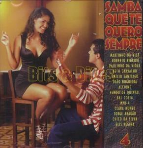 Samba Quete Quero Sempre Vol.4 album cover