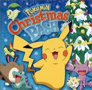 Pokémon Christmas Bash album cover