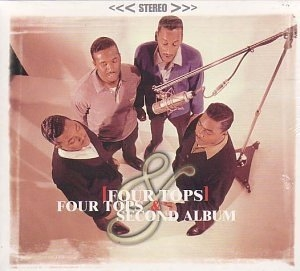 Four Tops~ Second Album album cover