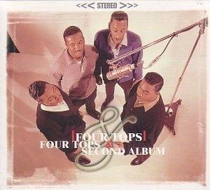 Four Tops~ Second Album album cover