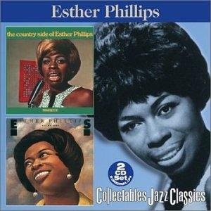 Country Side Of Esther album cover