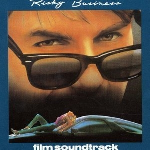 Risky Business: Film Soundtrack album cover