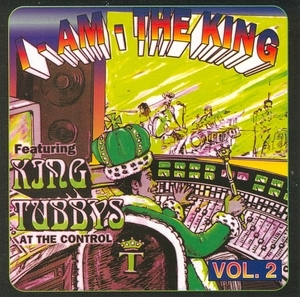 I Am The King, Vol. 2 album cover