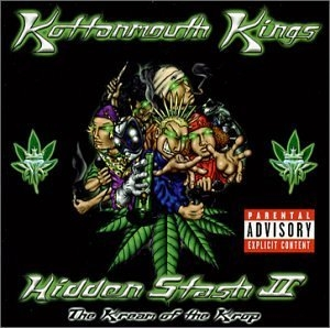 Hidden Stash II: The Kream Of The Krop album cover