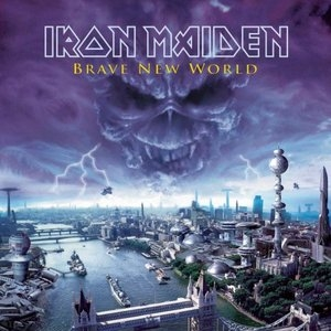 Brave New World album cover