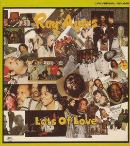 Lots Of Love album cover