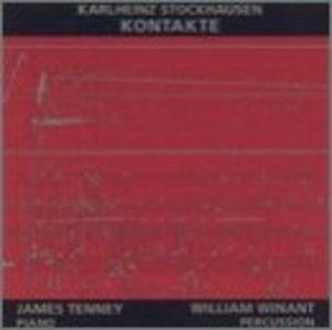 Stockhausen: Kontakte album cover
