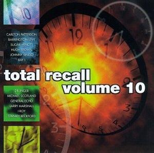 Total Recall 10 album cover