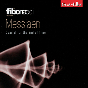 Messiaen: Quartet For The End Of Time album cover