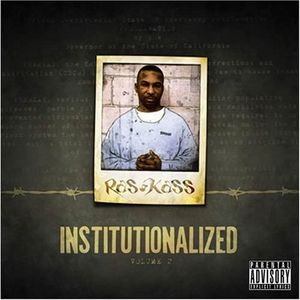 Institutionalized, Vol.2 album cover