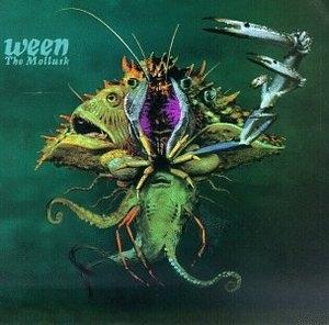 The Mollusk album cover