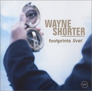 Footprints Live album cover