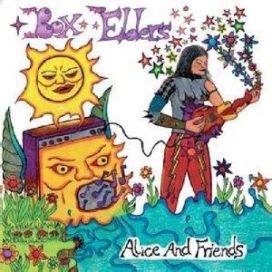 Alice & Friends album cover