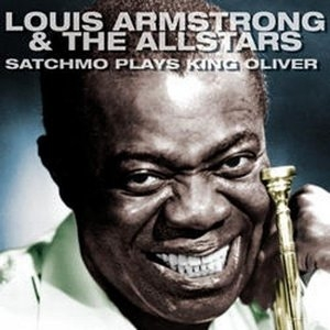 Satchmo Plays King Oliver album cover