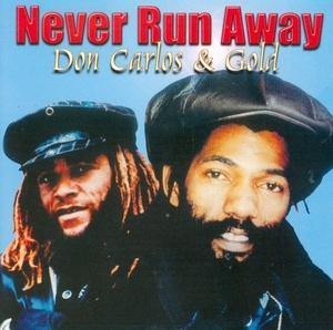 Never Run Away album cover
